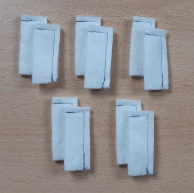 Cotton sleeves